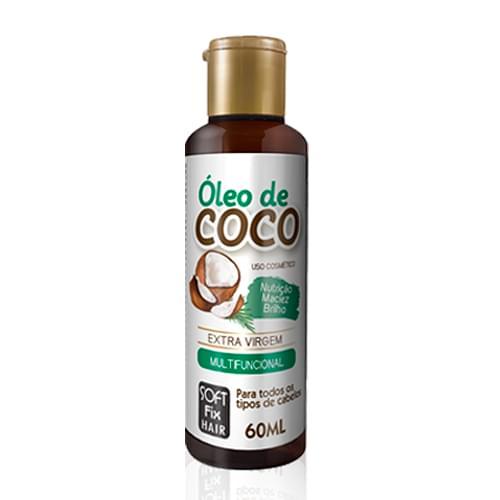Imagem de Óleo capilar softfix 60ml coco