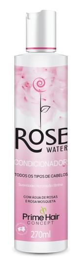 Imagem de Condicionador uso diário prime hair 270ml rose water