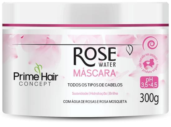 Imagem de Creme tratamento prime hair 300g rose water