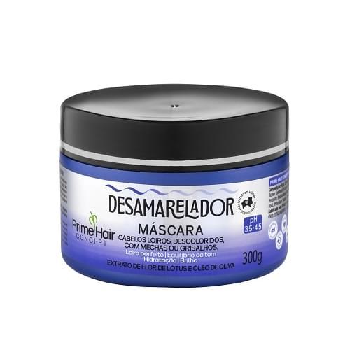 Imagem de Creme tratamento prime hair 300g desamarelador