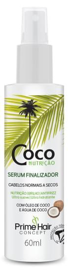 Imagem de Serum finalizador prime hair 60ml coco nutrição