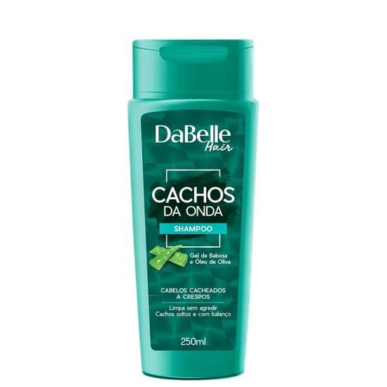 Imagem de Shampoo uso diário dabelle 250ml cachos da onda