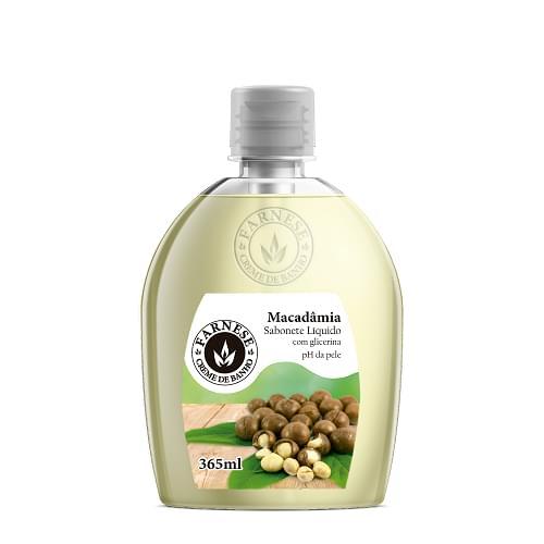 Imagem de Sabonete líquido uso diário farnese 365 ml macadamia