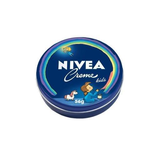 Imagem de Creme hidratante nivea 56g kids