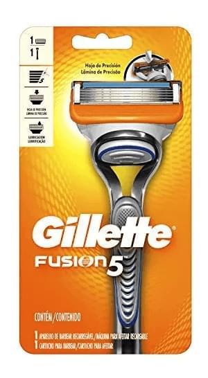 Imagem de Aparelho barbear gillette fusion c/1