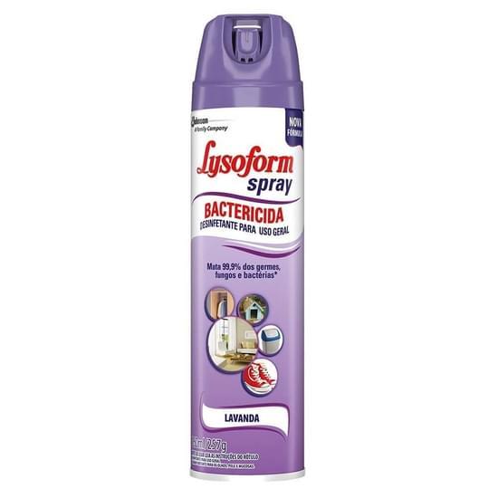 Imagem de Desinfetante uso geral lysoform 360ml lavanda