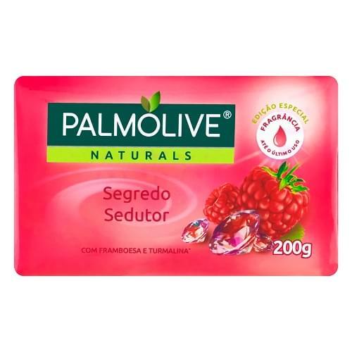 Imagem de Sabonete em barra uso diário palmolive 200g turmalina