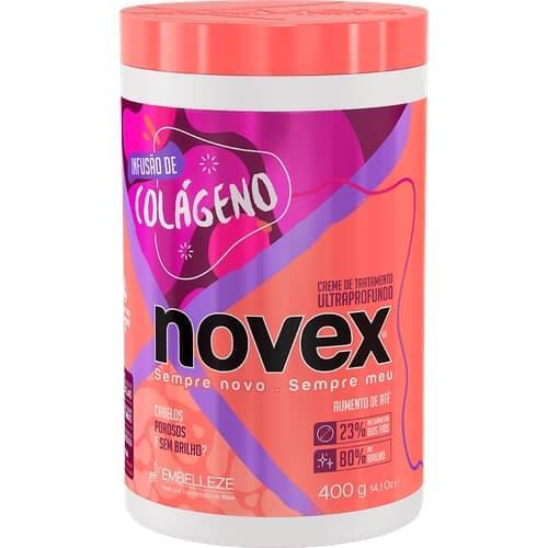 Imagem de Creme tratamento novex 400g infusão de colágeno