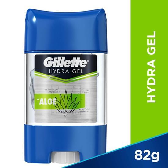 Imagem de Desodorante dry stick gillette 82g aloe