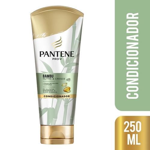 Imagem de Condicionador uso diário pantene 250ml bambu