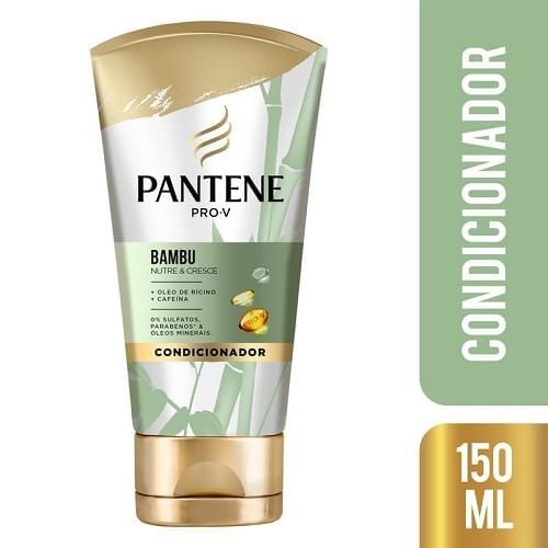 Imagem de Condicionador uso diário pantene 150ml bambu