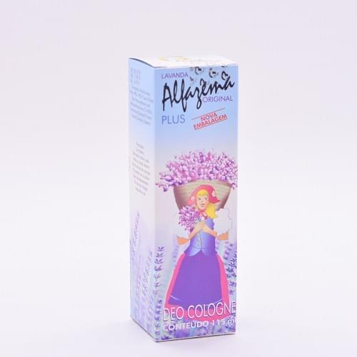 Imagem de Colônia feminina alfazema 115ml lavanda
