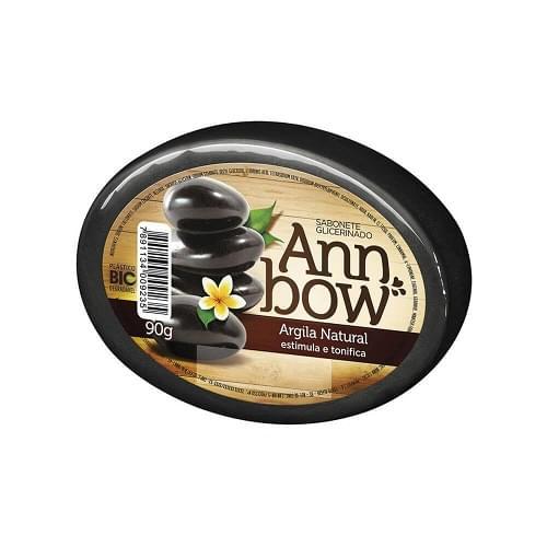 Imagem de Sabonete em barra glicerinado ann bow 90g argila natural