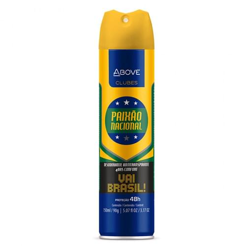 Imagem de Desodorante aerosol above 150ml masculino brasil