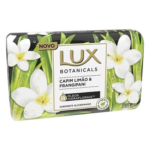 Imagem de Sabonete em barra uso diário lux suave 85g capim limão & frangipani