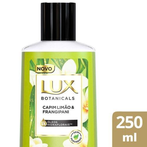 Imagem de Sabonete líquido uso diário lux suave 250ml capim limão & frangipani