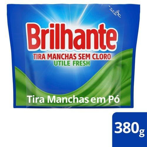 Imagem de Tira manchas em pó brilhante 380g fresh refil