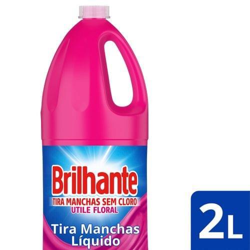 Imagem de Tira manchas pré lavagem brilhante 2l floral