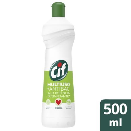 Imagem de Limpador multi-uso cif 500ml antibac
