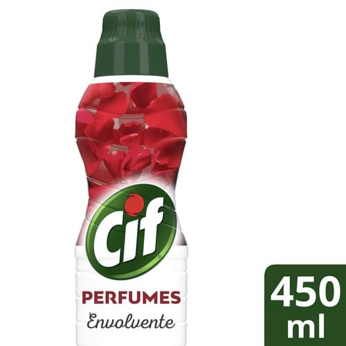 Imagem de Limpador perfumado cif 450ml envolvente