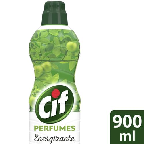 Imagem de Limpador perfumado cif 900ml energizante