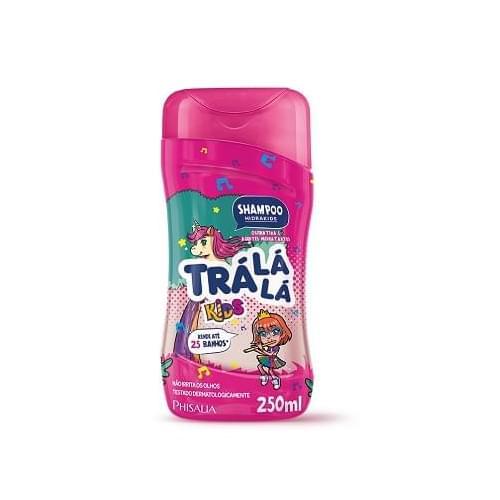 Imagem de Shampoo infantil trá lá lá 250ml hidra kids