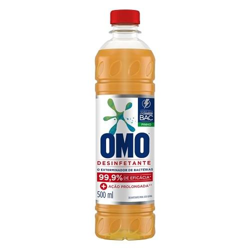 Imagem de Desinfetante uso geral omo 500ml pinho