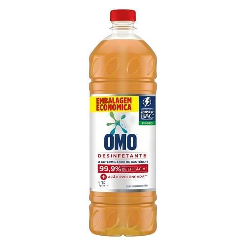 Imagem de Desinfetante uso geral omo 1.750l pinho