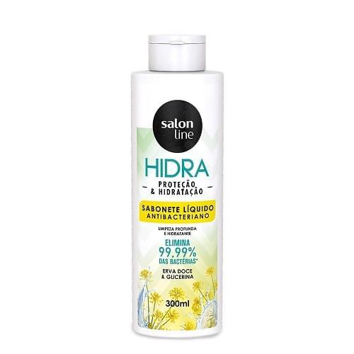 Imagem de Sabonete líquido uso diário salon line 300ml hidra erva doce e glicerina