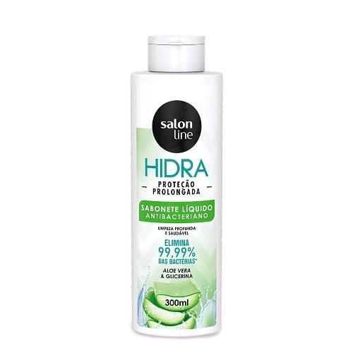 Imagem de Sabonete líquido uso diário salon line 300ml hidra aloe vera e glicerina