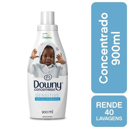 Imagem de Amaciante concentrado downy 900ml sensitive