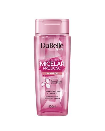 Imagem de Shampoo uso diário dabelle 250ml micelar precioso