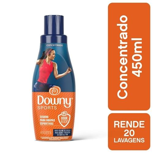 Imagem de Amaciante concentrado downy 450ml sports