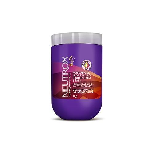 Imagem de Creme tratamento neutrox 1kg multibenefícios