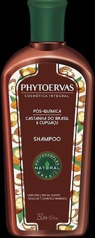 Imagem de Shampoo uso diário phytoervas 250ml pós química