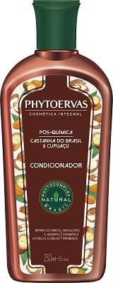 Imagem de Condicionador uso diário phytoervas 250ml pós química