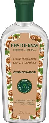 Imagem de Condicionador uso diário phytoervas 250ml cabelos fragilizados