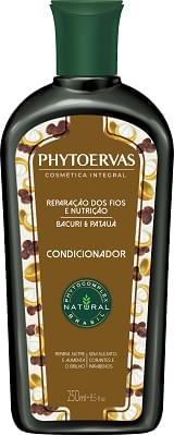 Imagem de Condicionador uso diário phytoervas 250ml reparação e nutrição dos fios