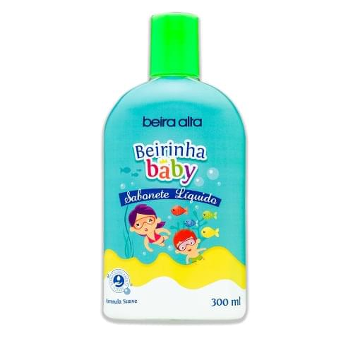 Imagem de Sabonete líquido infantil beirinha baby 340ml