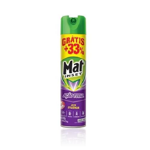 Imagem de Inseticida aerosol mat inset 360ml ação total promocional