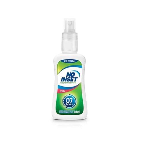 Imagem de Repelente em spray no inset 100ml 7 horas