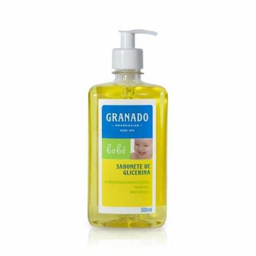 Imagem de Sabonete líquido infantil granado 500ml tradicional