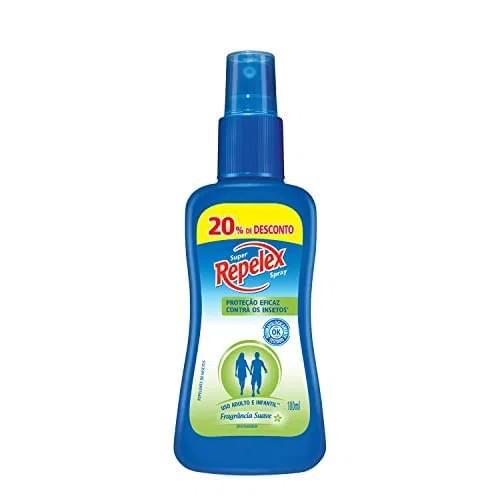 Imagem de Repelente spray repelex 100ml promocional
