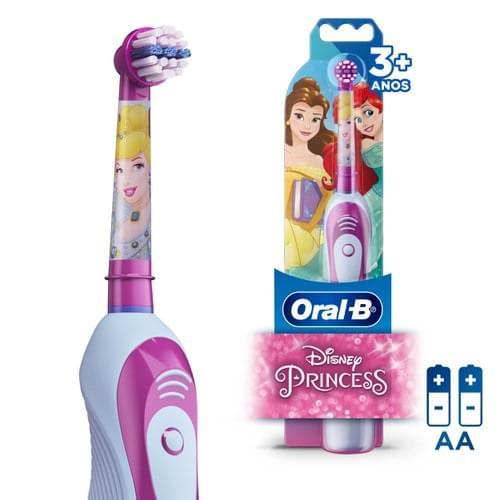 Imagem de Escova dental eletrica oral-b kids princesas