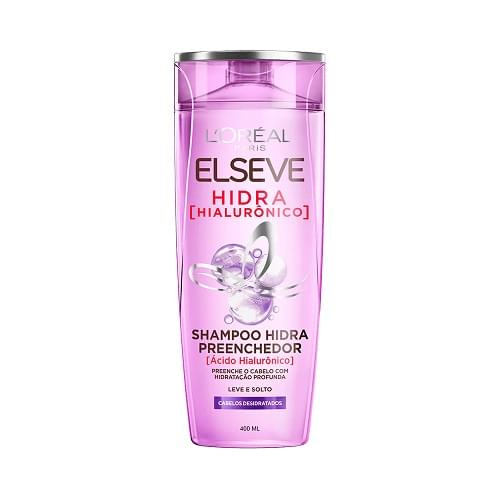 Imagem de Shampoo uso diário elséve 400ml hidra hialurônico