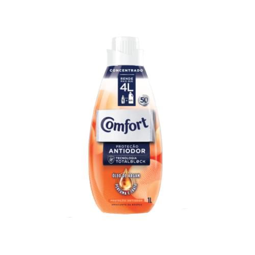 Imagem de Amaciante concentrado comfort 1l proteção antiodor