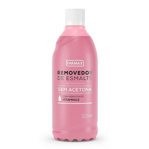 Imagem de Removedor esmalte farmax 500ml self tanning