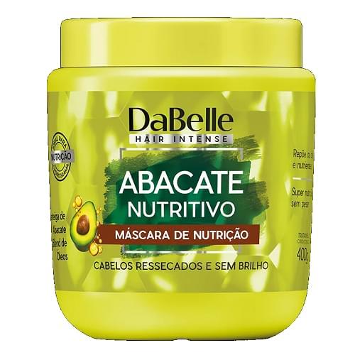 Imagem de Creme tratamento dabelle 400g abacate