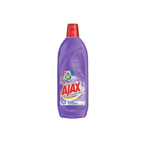 Imagem de Limpador perfumado ajax 1l lavanda