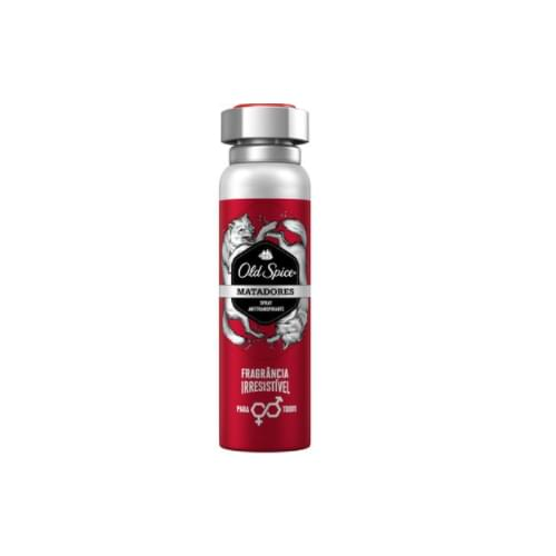 Imagem de Desodorante aerosol old spice 150ml antitranspirante matador